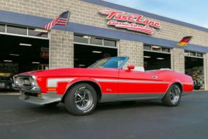 1972 Ford Mustang Factory A/C
