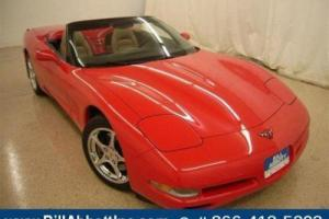 2000 Chevrolet Corvette Stunning Low Mile Corvette Convertible