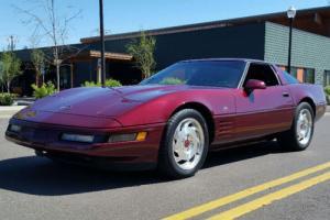 1993 Chevrolet Corvette LT1 Coupe Photo