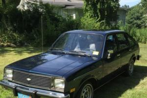 1982 Chevrolet Other Chevette Photo