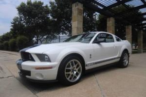 2007 Ford Mustang Shelby GT500 Photo