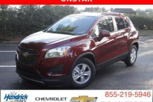 2016 Chevrolet Trax FWD 4dr LT