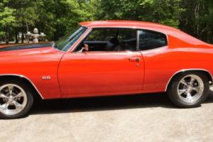 1972 Chevrolet Chevelle Coupe