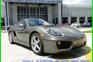2014 Porsche Cayman WE SHIP, WE EXPORT, WE FINANCE