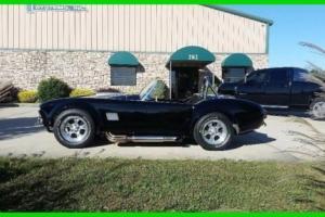 1965 Shelby AC Cobra Replica Kit Car