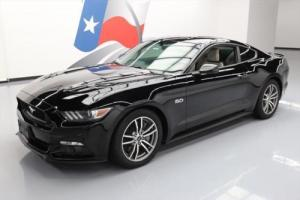 2015 Ford Mustang GT 5.0 6-SPEED REAR CAM SYNC