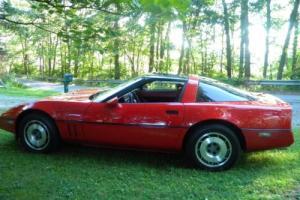 1984 Chevrolet Corvette none