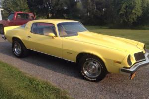 1977 Chevrolet Camaro Photo