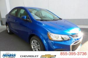 2017 Chevrolet Sonic 4dr Sedan Automatic LS