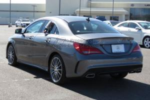 2016 Mercedes-Benz CLA-Class 4dr Sedan CLA250 4MATIC