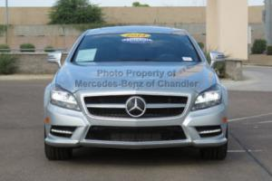 2014 Mercedes-Benz CLS-Class 4dr Coupe CLS550 RWD Photo
