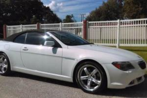 2007 BMW 6-Series ~~~ BEST DEAL ON EBAY ~~~