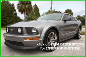 2007 Ford Mustang GT V8 MANUAL TRANSMISSION FLORIDA NO RESERVE!!