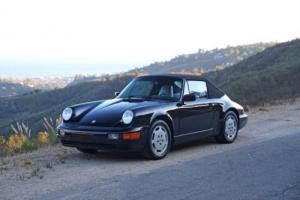 1991 Porsche 911 Carrera 4 Cabriolet (964)