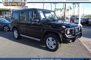 2015 Mercedes-Benz G-Class G550 Photo