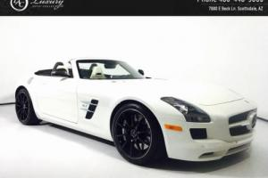 2012 Mercedes-Benz Other SLS AMG