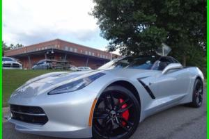 2015 Chevrolet Corvette CLEAN CARFAX WE FINANCE TRADES WELCOME
