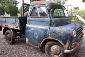 1958 Bedford CA Mk1 tipper pickup truck, original reg., ex- Brighton Corporation Photo