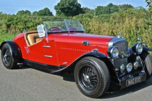 1950 BENTLEY 4 1/4 LITRE           MKVI  Special Speedster Photo