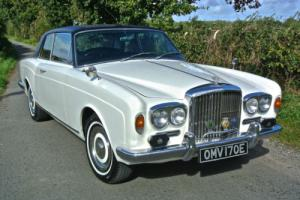 1966 BENTLEY  T1 COUPE             ONE OF THE RAREST BENTLEY COUPES BUILT