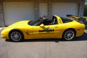 2001 Chevrolet Corvette F45 Photo