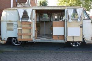 VW splitscreen 1965 S042 WESTFALIA patina