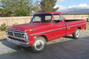 1970 Ford F-250 Styleside Long Bed