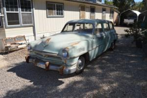 1952 Chrysler Town and Country Wagon Photo