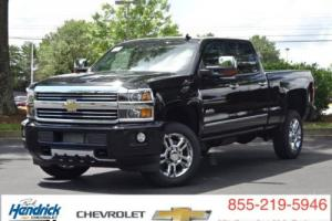 "2016 Chevrolet Silverado 2500 4WD Crew Cab 153.7"" High Country"