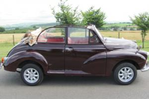 ** Morris Minor Convertible ** Historic Vehicle! ** low reserve""