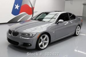 2012 BMW 3-Series 335I COUPE TURBO M-SPORT SUNROOF HTD SEATS
