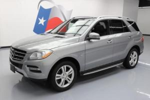 2012 Mercedes-Benz M-Class ML350 AWD P1 PANO SUNROOF NAV