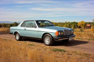 1985 Mercedes-Benz 300-Series 1985 300CD Turbo Diesel Coupe
