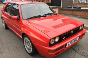 LANCIA DELTA INTEGRALE EVO 2 LHD  89000 GREAT CONDITION BARN FIND