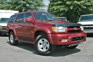 "2002 Toyota 4Runner 4X4 ""SPORT EDITION"""