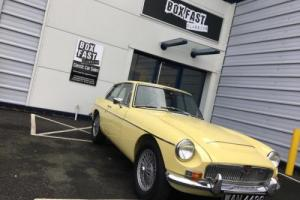 1968 MGC GT - Fully restored and only 4 previous owners