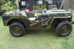 WILLYS JEEP Photo