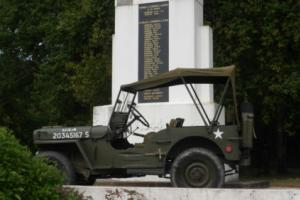 Willys Hotchkiss WW2 jeep - French registered - good running order - with spares Photo