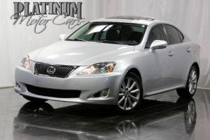 2009 Lexus IS 4dr Sport Sedan Automatic AWD