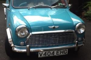 Classic Mini 1999 1275cc 24000 genuine miles
