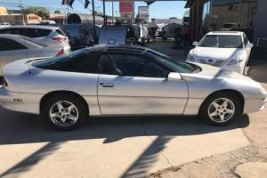 2002 Chevrolet Camaro Z28 2dr Hatchback Hatchback 2-Door V8 5.7L Photo