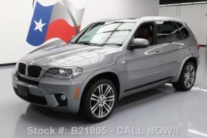 2013 BMW X5 XDRIVE35I SPORT ACTIVITY AWD M SPORT