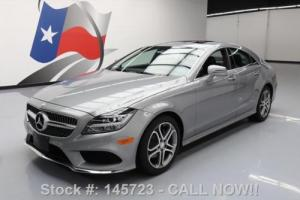 2015 Mercedes-Benz CLS-Class CLS400 SUNROOF NAV REARVIEW CAM