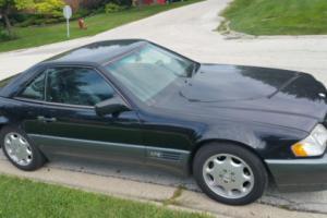 1993 Mercedes-Benz SL-Class