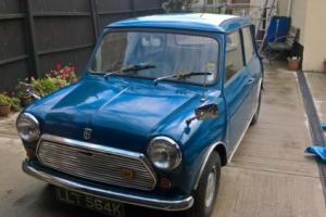 Classic Mini Mk 2 850cc