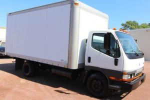 1999 Mitsubishi Other FE649 Box Truck