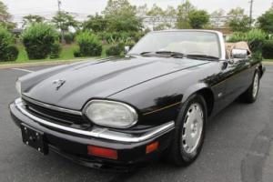 1996 Jaguar XJS 2+2