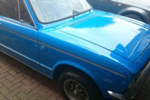 TRIUMPH DOLOMITE SPRINT 2.0 MANUAL OVERDRIVE 1979 T REG OWNED LAST 27 YEARS Photo