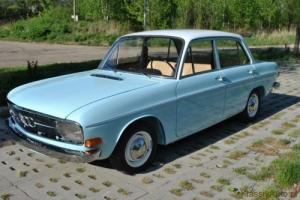 audi 60 , Pristin condition , restored to high standard LHD