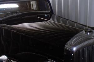 Hooper Bentley Mk IV Sports Saloon. (Coach-built Bentley Mark 6) Photo